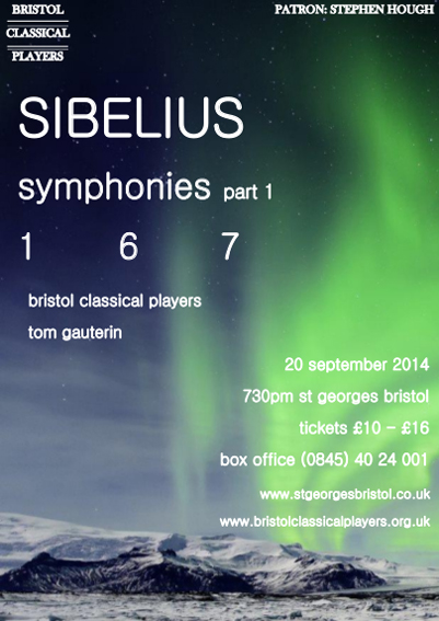Sibelius poster 1 bristol