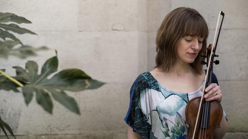 Fenella Humphreys (Photo: @ Ian Stark)