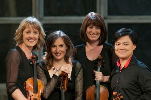The Flinders Quartet made a guest appearance at the Sibelius i Korpo festival, playing a generous selection of Sibelius's works