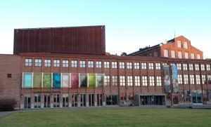 Hämeenlinna's VErkatehdas hosted the Sixth International Jean Sibelius Conference in December