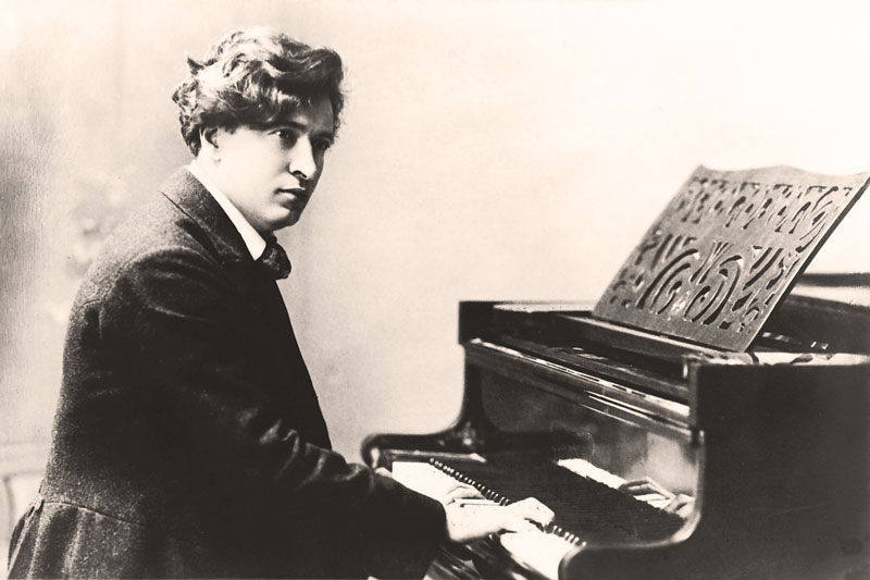 Ferruccio Busoni (photo: Public Domain)
