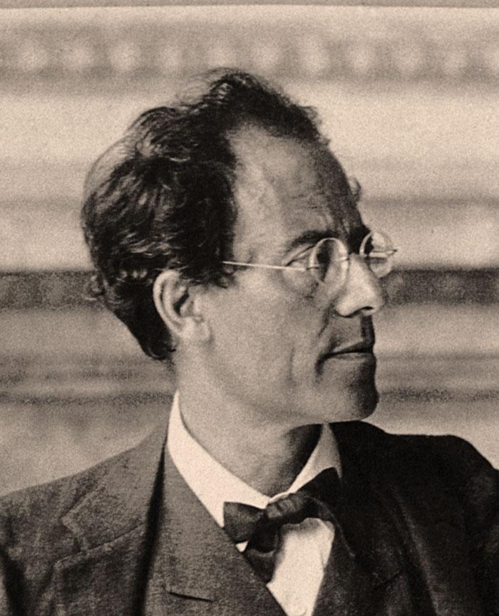Gustav Mahler (Photo: © Moritz Nähr)