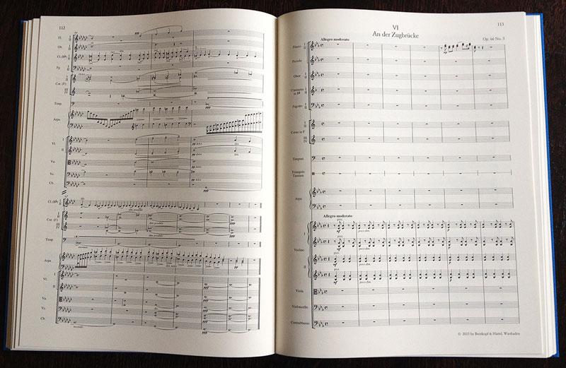 Breitkopf   Härtel s excellent JSW (Jean Sibelius Werke) series of critical  editions 090678c393671