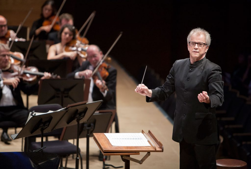 Osmo Vänskä (Photo: © Courtney Perry, by courtesy of Minnesota Orchestra / BIS)