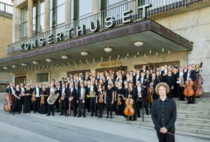 The Gothenburg Symphony Orchestra and Santtu-Matias Rouvali