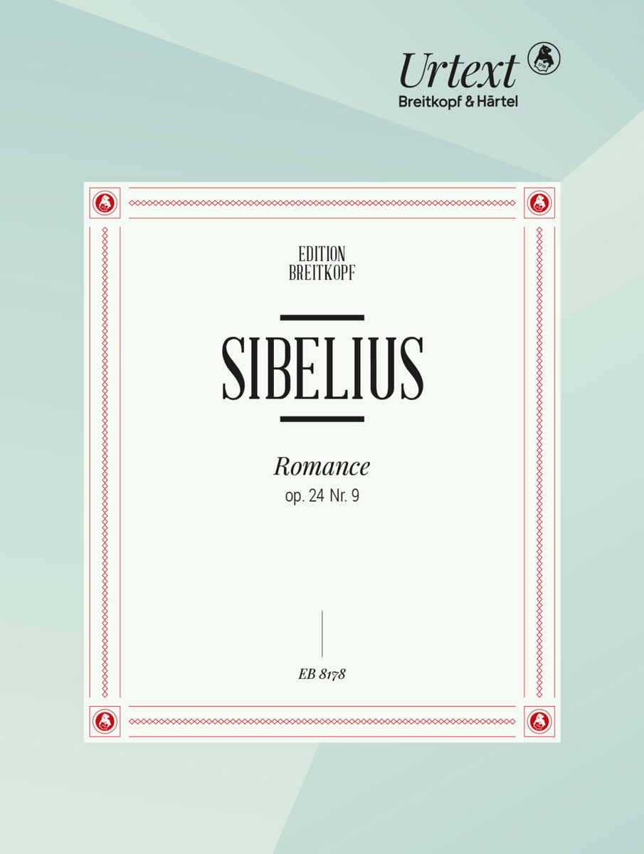 Breitkopf   Härtel have made the Urtext of one of Sibelius s most popular  piano pieces 8909f71eaa1d8